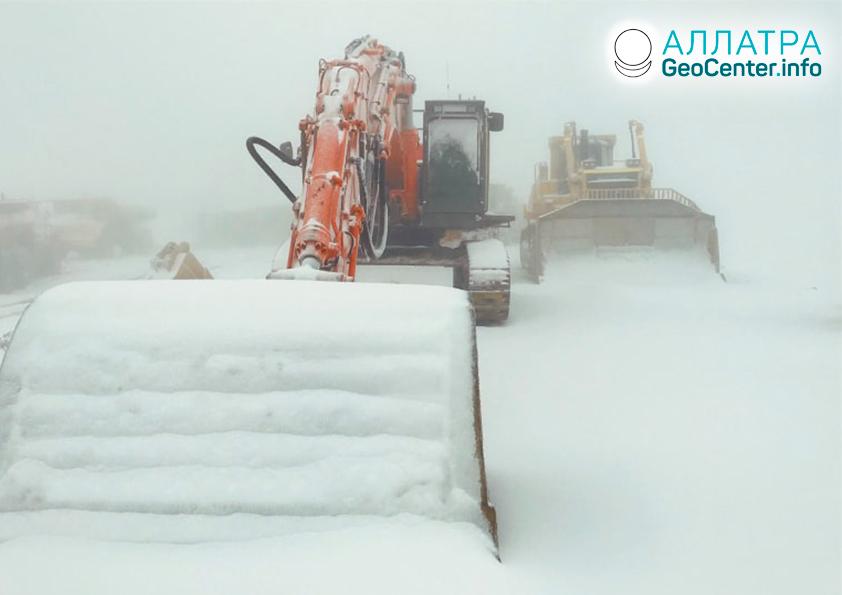 Letné sneženie v Austrálii, december 2019