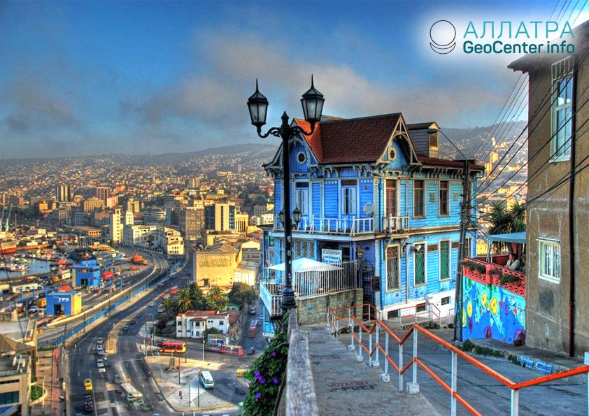 Ливни в Чили, февраль 2019