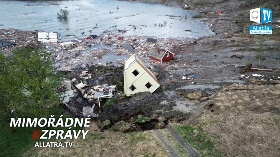 MILIONY obětí → Povodně → ČÍNA, INDONÉSIE. Sesuvy půdy → NORSKO. Cyklón Nisarga → INDIE