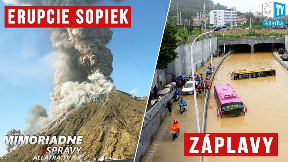 MILIÓNY ľudí EVAKUOVALI: Čína a Japonsko. Hurikány: USA a Taliansko. Čo sa deje s GOLFSKÝM PRÚDOM?