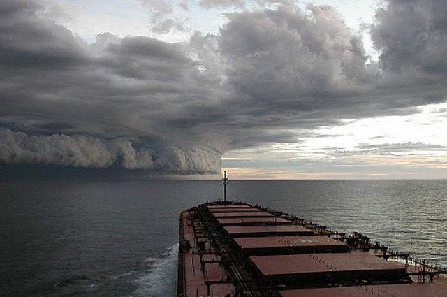 Silná bouře v Řecku, červenec 2019
