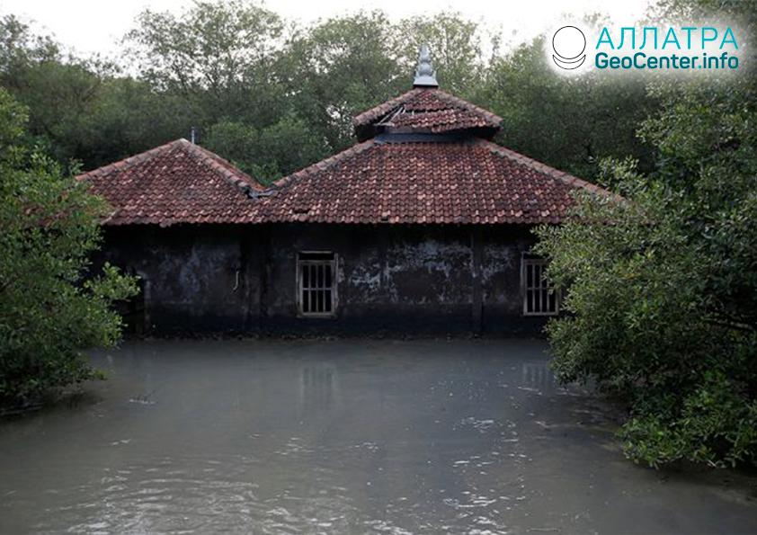 Záplavy v Indonézii, december 2019
