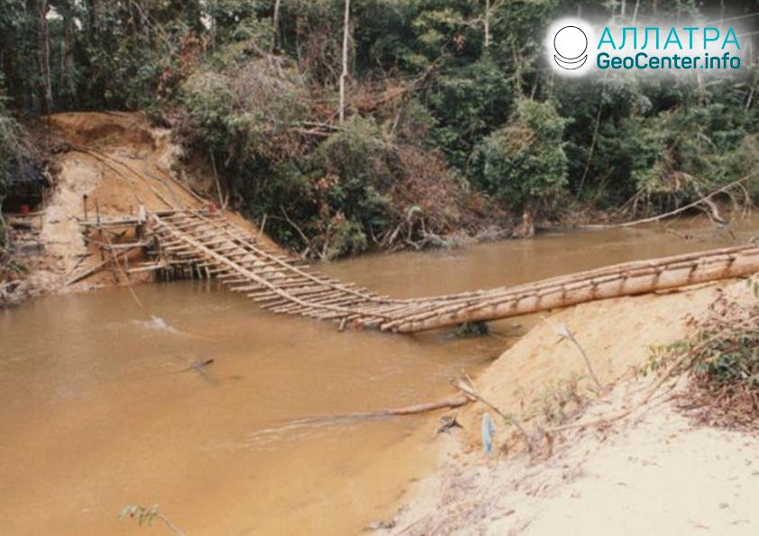 Наводнения на Суматре, декабрь 2019