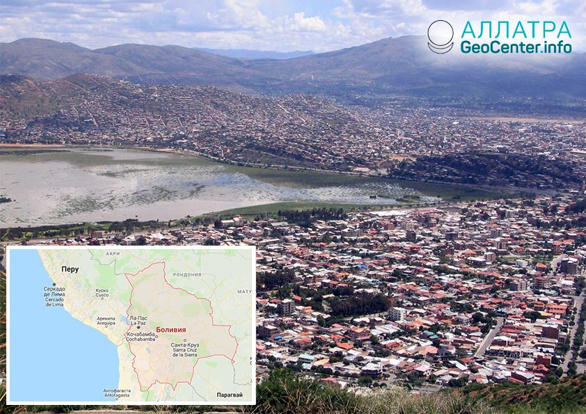 Наводнения в Боливии, декабрь 2018