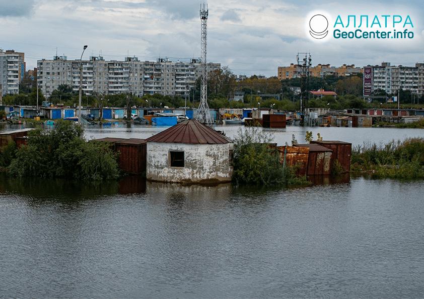 Разрушительные паводки, сентябрь 2020