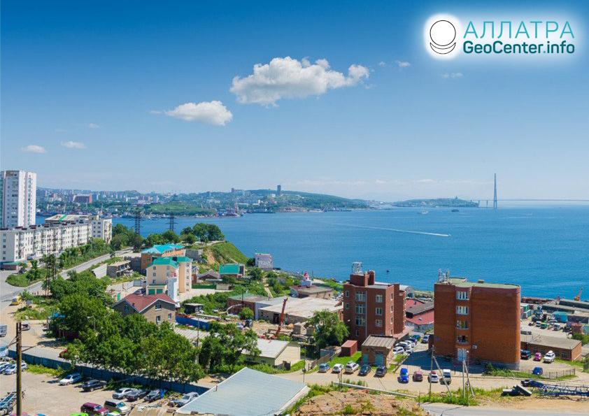 Rekordná horúčava vo Vladivostoku, Rusko, september 2019