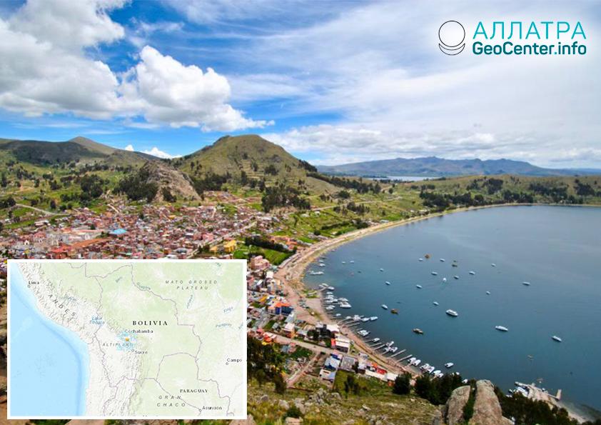 Сильное землетрясение в Боливии магнитудой 6,3, 15 марта 2019