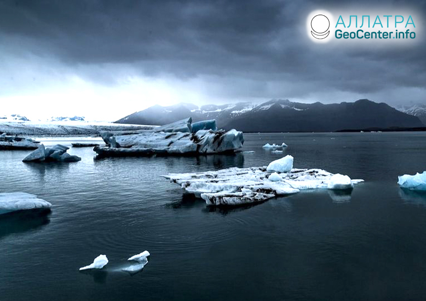 Topenie ľadovcov v Grónsku, august 2019