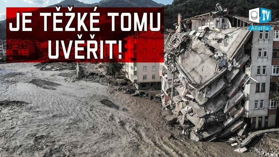 TISÍCE MRTVÝCH a více než 1 000 000 postižených → Haiti. Záplavy → Turecko, Rusko. Požáry v Evropě
