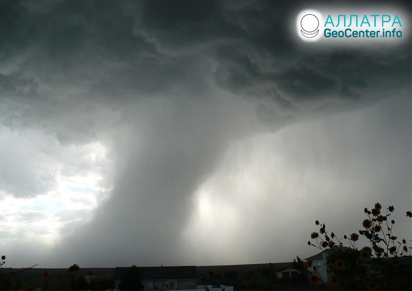 Торнадо и смерчи, середина апреля 2021