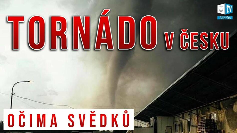 Tornádo v Česku | Pohled očitých svědků
