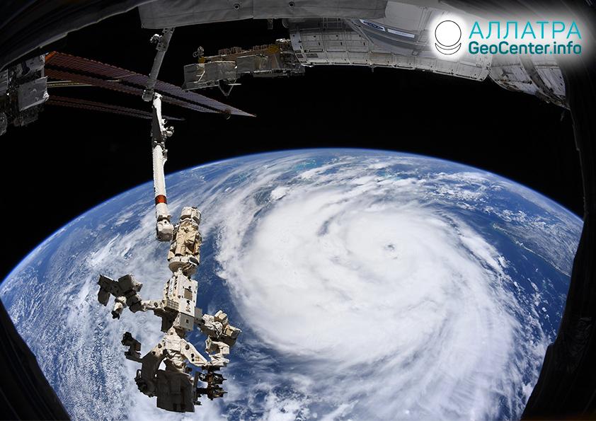 Тропические циклоны, вторая половина августа 2021