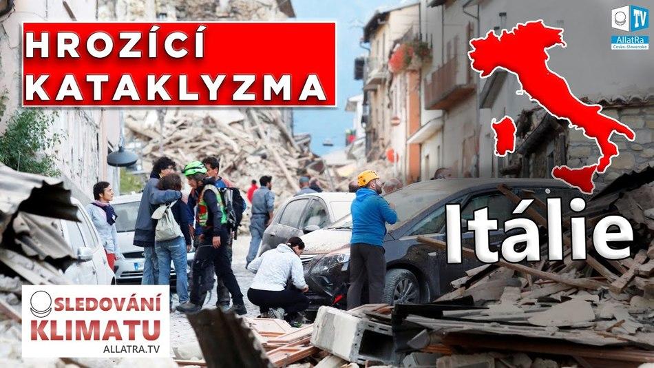 Riziková zóna. Vědci o seismickém nebezpečí v Itálii. Díl 2