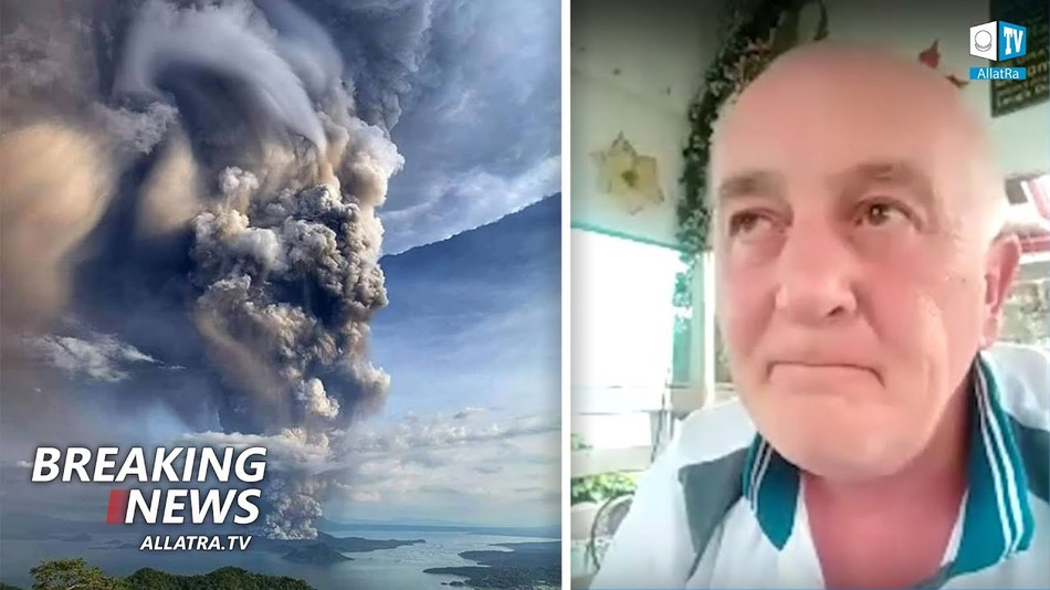 Volcano eruption in the Philippines. 50 thousands people evacuated. What could expect more?