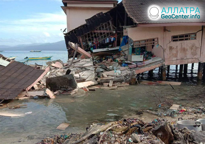 Волна землетрясений 26 сентября 2019