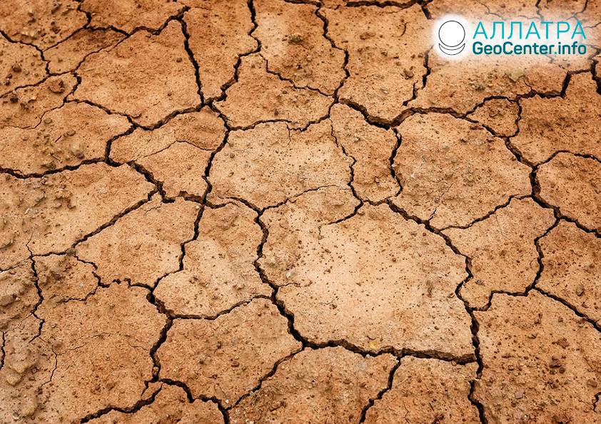 Sucho na polostrove Yucatán, marec 2020