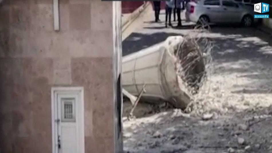 Землетрясение 5.8 баллов в Стамбуле (Турция), сентябрь 2019
