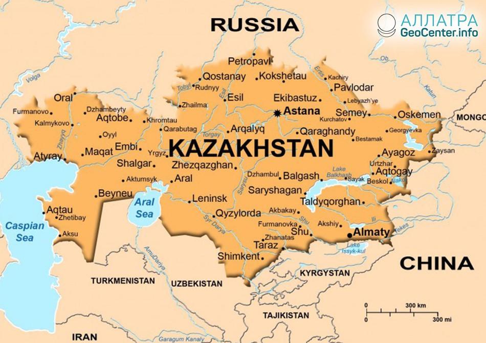 Землетрясение на границе Казахстана и Китая, февраль 2019