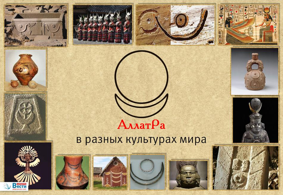 Знак АллатРа во ВСЕХ КУЛЬТУРАХ мира | Артефакты | Символы