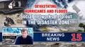 Devastating hurricanes and floods. Cataclysms. Social networks help out during NATURAL DISASTERS!