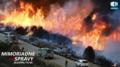 EVAKUÁCIA ĽUDÍ POKRAČUJE! Požiare spálili 100 000 ha → Austrália, USA. ANOMÁLNE sneženie a horúčava