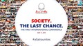 SOCIETY. THE LAST CHANCE, May 11th, 2019. International Conference on ALLATRA IPM platform