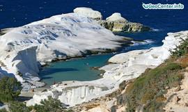 Землетрясение магнитудой 5,1 у берегов острова Милос, Греция август  2017