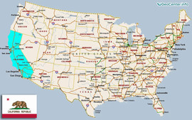 Наводнение в Калифорнии: новости из Сакраменто