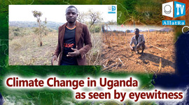 Climate Change in Uganda as seen by eyewitness