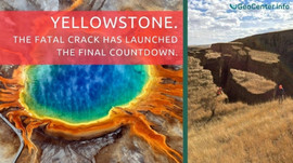 Yellowstone. The fatal crack has launched the final countdown.