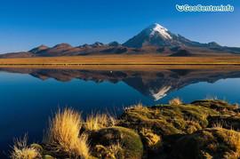 Альтиплано-Пуна: большая «капля», поднимающая земную поверхность