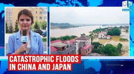 Abnormal Weather in China. The Report for Climate Breaking News on ALLATRA TV