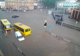 Потоп во Львове, август 2018 г.