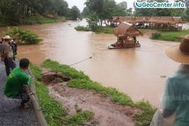 Наводнения в провинциях Таиланда, май  2017