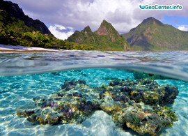Землетрясение магнитудой 6,0 Гатайвай, остров Самоа 15 августа  2017