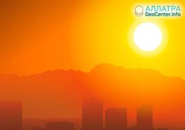 Экстремальная жара в Австралии, январь 2019