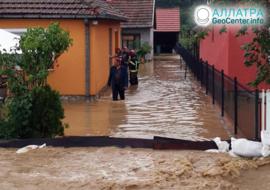 Záplavy a zosuvy na planéte, koniec júna 2020