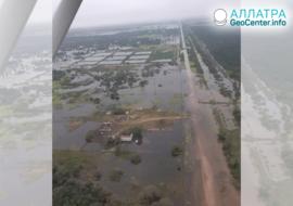 Наводнения и землетрясение в Аргентине, май 2019