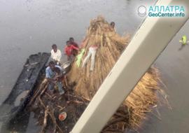 """Циклон """"Идаи"""": наводнения в Малави и Мозамбике, март 2019"""