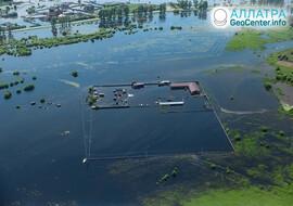 Záplavy v krajinách sveta, koniec júna 2021