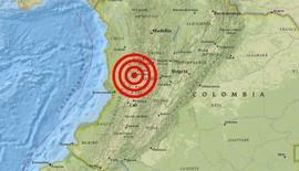 Подземный толчок магнитудой 6,1 произошел в  Колумбии, март 2019