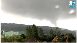 Разрушительный торнадо в Люксембурге, 9 августа 2019. Климат глазами очевидца