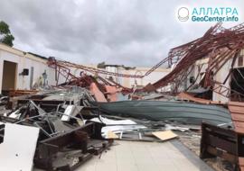 Тайфун «Амбо» на Филиппинах, май 2020