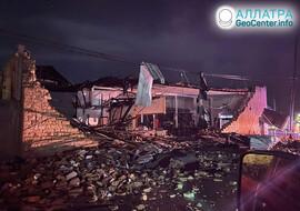 Торнадо и смерчи, конец марта 2021