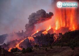 Вулканы проснулись, первая половина сентября 2021