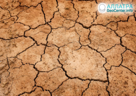 Засуха на полуострове Юкатан, март 2020
