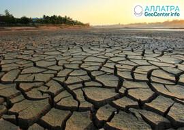 Засуха в странах мира