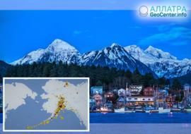 Землетрясения на Аляске 1-10 января 2019 года