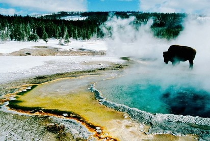 "Yellowstone called the ""SMALL GLACIAL PERIOD"" lasting more than 120 years"