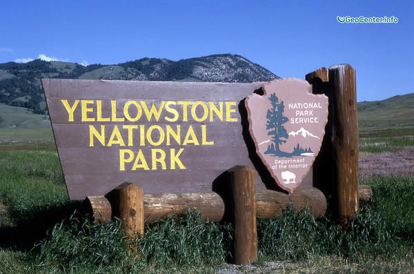 Землетрясение магнитудой 4,8 произошло недалеко от Йеллоустонского национального парка